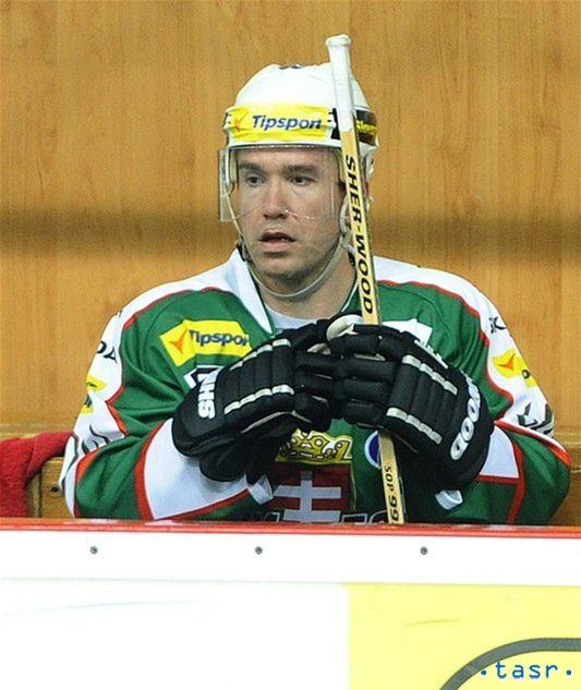 Skalický hokejový bard Žigmund Pálffy.
