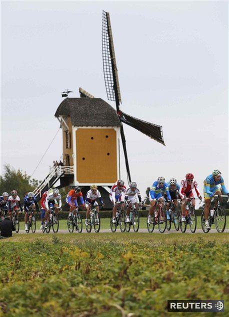 Scenéria z MS v Holandsku.