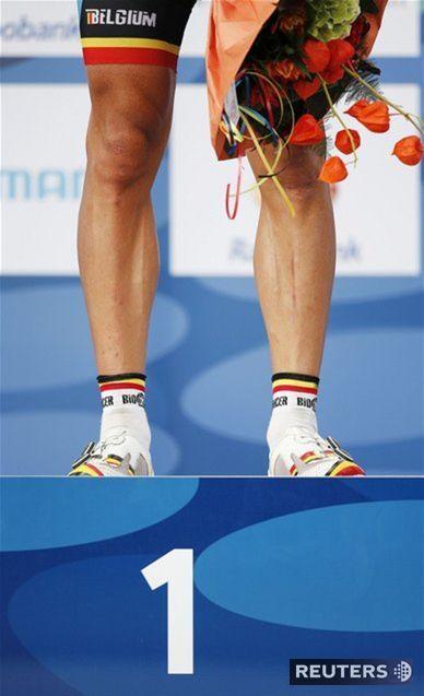 Zlaté nohy Philippa Gilberta.