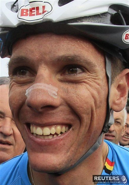 Zlat Philippe Gilbert.