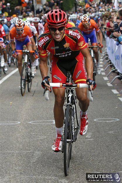 V pelotóne nechýbal ani očistený dopingový hriešnik Alberto Contador.