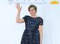 Herečka Lena Dunham prišla v šatách z dielne Prada.