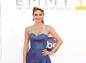 Moderátorka Maria Menounos prišla vo farbe večera - odtieni modrej.