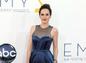 Herečka Michelle Dockery zo seriálu Panstvo Abbey. Jej šaty boli trochu sklamaním.