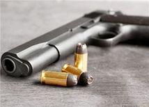 (typo - nepouzivat v orise) zbraň, pištoľ, vražda, lupič