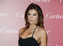 attends Cartier boutique reopening cocktail party on October 5, 2012 in Milan, Italy.