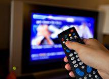 televízia, televízor, ovládač