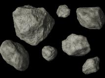 meteorit, asteroid, vesmírne teleso, vesmír, zem