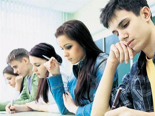 test, škola, žiaci, deviataci, študenti, žiak, študent