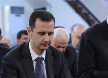 Bašar Asad, sýria