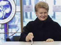 Litva, prezidenta, Dalia