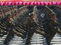 Severná Kórea, armáda, vojaci, KĽDR