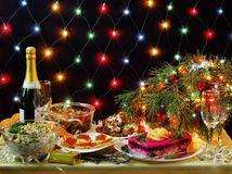 vianoce, štedrý večer, večera, hostina, jedlo, sviatok