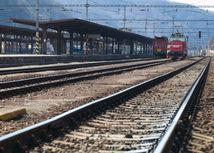 Vlak, koľaje, železnice