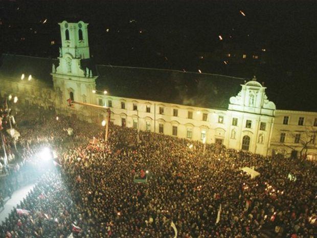 Vznik Slovenskej republiky, oslavy