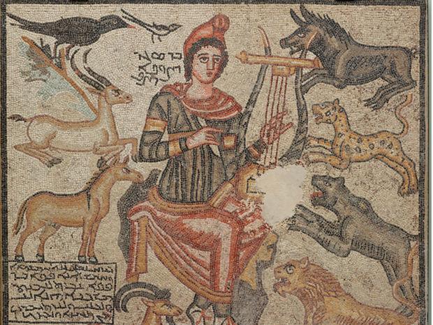 Turecko, vrátená mozaika