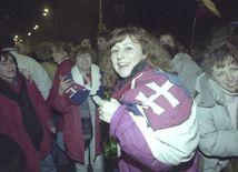Slovensko, Silvester 1992