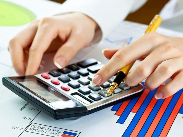 Ekonomika, graf, peniaze, kalkulačka