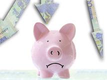 sporenie, vklad, peniaze, úrok