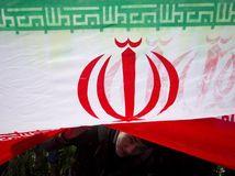 Irán, vlajka