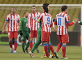 atletico madrid, smutok
