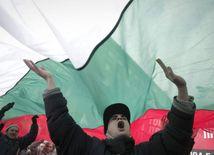 Bulharsko, protest