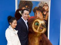 Nicolas Cage a jeho manželka Alice Kim