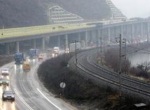diaľnica, cesta, autá, doprava
