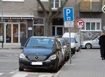 parkovanie, doprava, motorizmus, auto, stare mesto