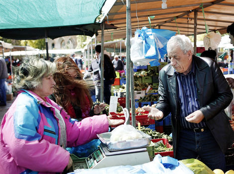Cyprus, trh, kríza