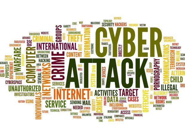 internetový útok, hacker, malvér, cyber attack, DDoS, bezpečnosť, internet