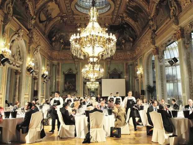Casino de Madrid, víno