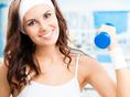 žena, tréning, cvičenie, krása