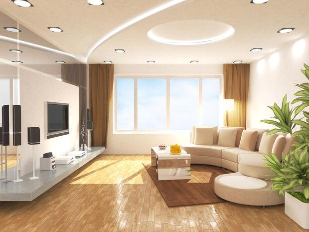 Triky pre obývačku - ako žiť medzi štyrmi stenami zdravšie