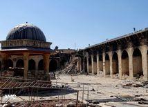 mešita v Halabe