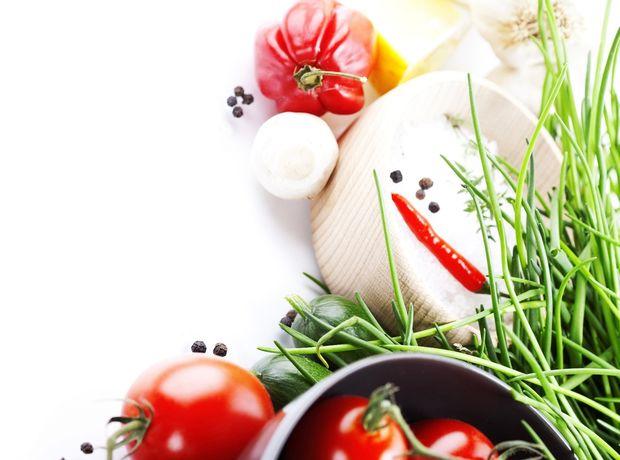 zelenina, zdravá strava, metabolizmus