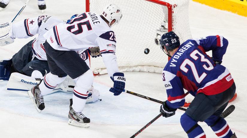 84958d6386916 Slováci v zápase o všetko bojovali ako o život. USA zdolali 4:1 - MS 2013 -  Hokej - Šport - Pravda.sk