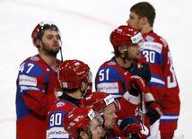 Hokej MS, Rusko