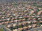 Predmestie, USA, Arizona, suburb, suburbia, bvanie, satelit
