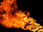 oheň, plamene, požiar