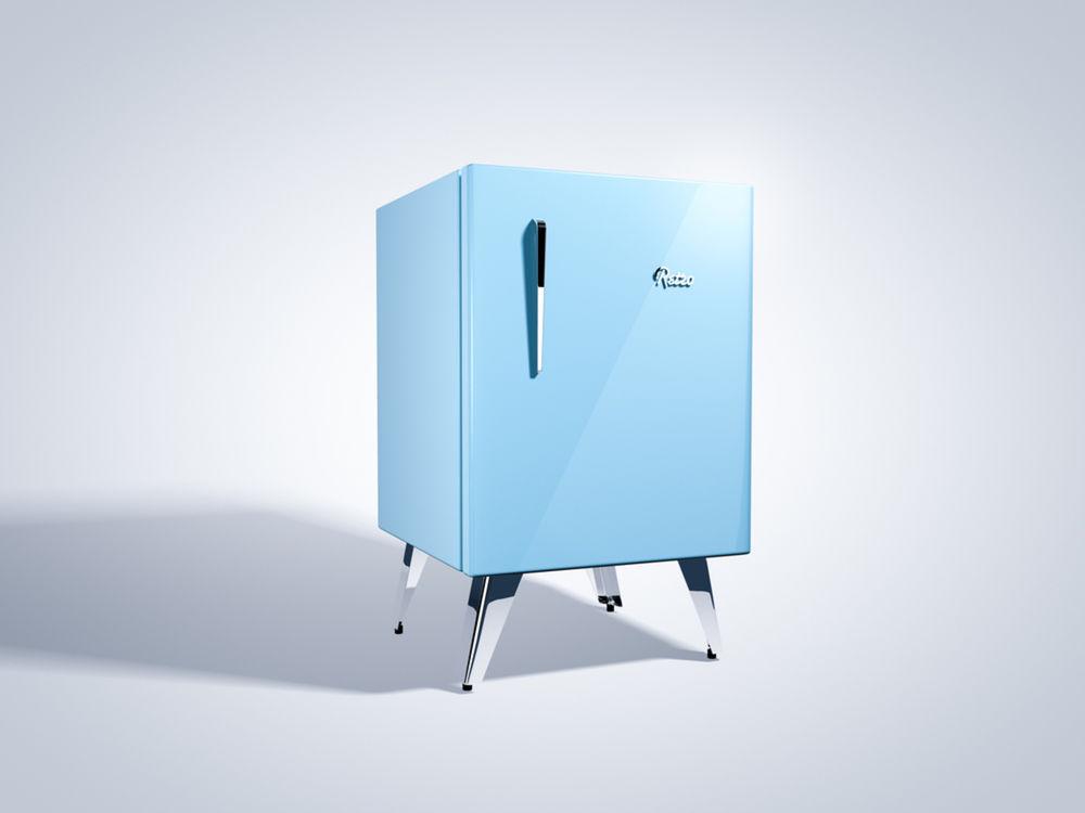 Chladnička - ilustračné foto.