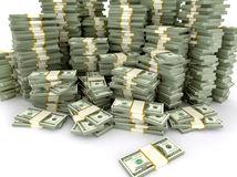 peniaze, doláre, financie