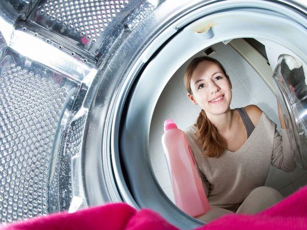 práčka - pranie - domáce práce - ako šetriť energiu pri praní