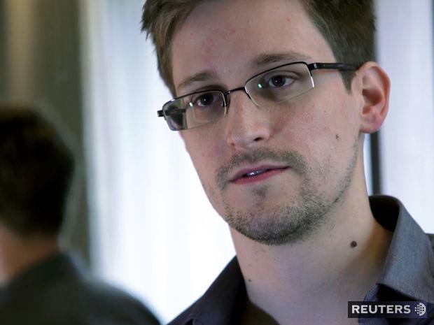 Edward Snowden, tajné služby