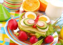 raňajky, výživa, stravovanie