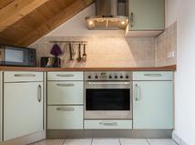 kuchyňa, elektrická rúra, elektrické domáce spotrebiče