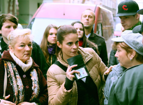 Dominik Dán spolupracoval aj na seriáli Kriminálka Staré mesto.