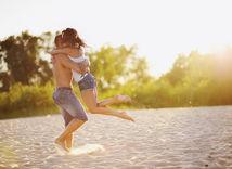 letná láska - príbeh - píšte príbehy o letnej láske