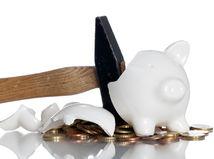 sporenie, vklad, peniaze, úspory