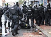 Severné Írsko, policajti, Belfast